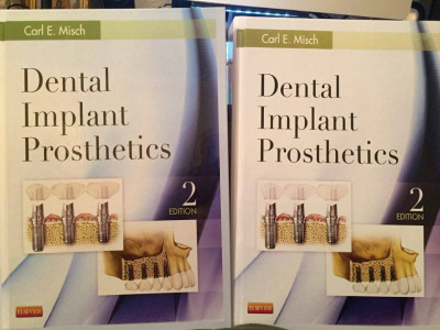 Dental Implant Prosthetics, 2ed (2015) foto