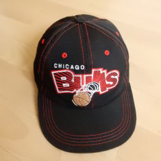 Sapca Chicago Bulls Basketball Official NBA Sports Specialties; ca noua, Marime universala