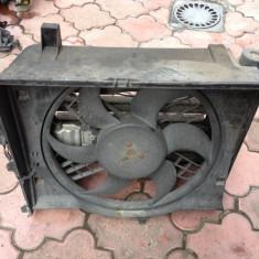 Electroventilator, termocupla original BMW E46 320d 150 CP 2004 complet - Electroventilator auto, 3 (E46) - [1998 - 2005]