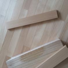 Parchet lemn masiv Fag 500x70x20mm.