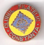 (5) INSIGNA  CLUBUL FILATELIC CONSTANTA