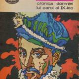 Cronica domniei lui Carol al IX-lea - Autor(i): Prosper Merimee - Istorie