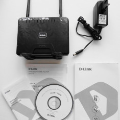 WIRELESS N HOME ROUTER D-LINK DIR-615