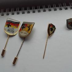 Lot 4 insigne Germania aniversare diferite tematici crucea de fier insigna cruce