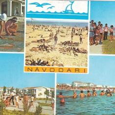 Bnk cp Navodari - Vedere - circulata - Carte Postala Dobrogea dupa 1918, Printata