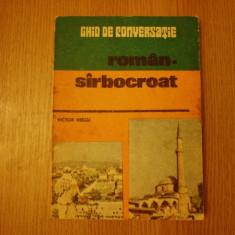 Ghid de conversatie Altele ROMAN SIRBOCROAT / V. VESCU