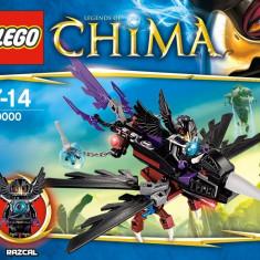 LEGO CHIMA Planorul lui Razcal (70000) + alt lego cadou - LEGO Legends of Chima