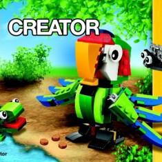 LEGO Creator - Animale din padure (31031) LEGO cadou alt set Lego