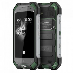 Blackview BV6000s Army Green Sigilat Nou, Negru, 8GB, Neblocat, Dual core, 1.5 GB