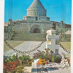 Bnk cp Marasesti - Mausoleul eroilor - circulata - Carte Postala Moldova dupa 1918, Printata