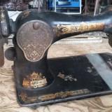 Masina de cusut Singer - de decor - Metal/Fonta