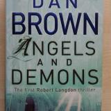 Dan Brown – Angels and Demons (Corgi Books, 2001)