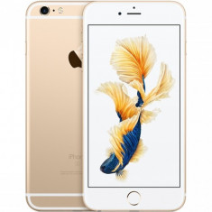 Apple iPhone 6S 64GB Space Grey/Gold Sigilat Nou - Telefon iPhone Apple, Gri, Neblocat