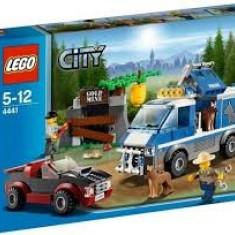LEGO CITY - Duba de politie cu caini (4441) + cadou alt set LEGO