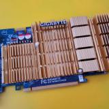 217B.Placa Video Gigabyte GeForce 8500 GT,256MB DDR2-128Bit,PCI-e,VGA-DVI