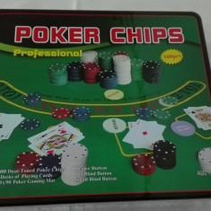 Poker 500J Nou Cutie Metalica - Poker chips