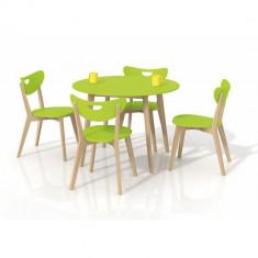 Masa HM Peppita verde - Masa living