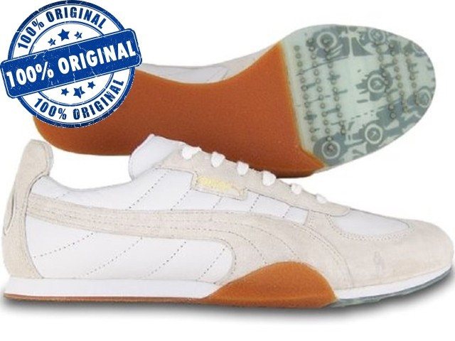 Adidasi dama Puma Sacramento ST - adidasi originali - piele naturala foto mare