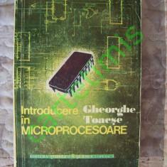 Gheorghe Toacse - Introducere in Microprocesoare (Prima Editie) - Carte hardware