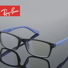 Rame ochelari de vedere Ray Ban - 60518 Negru si Albastru - Rama ochelari Ray Ban