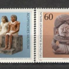 Berlin.1984 Opere de arta din muzeele berlineze  CB.297