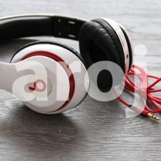 Casti Beats Studio – fir detasabil Monster Beats by Dr. Dre, Casti On Ear, Cu fir, Mufa 3, 5mm