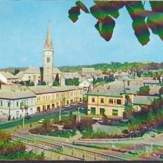Bnk cp Turda - Vedere - circulata - Carte Postala Transilvania dupa 1918, Printata
