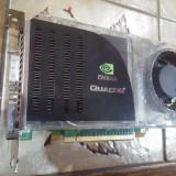 Placa video nVidia Quadro FX 4600 768MB DDR3 384bit