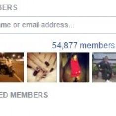 Grup Facebook cu 54000+ membrii - Solutii business
