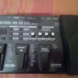 Procesor de chitară BOSS ME-25 - Efect Chitara