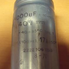 Condensator 15000uF netestat