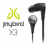 Casti JayBird X3 negre, originale | Livrare 10 zile | Comenzi SUA | ShoppingList, Casti In Ear, Bluetooth, Active Noise Cancelling