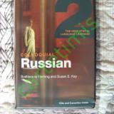 Colloquial Russian 2 cu CD si Casete in cutie de plastic (curs de limba rusa)