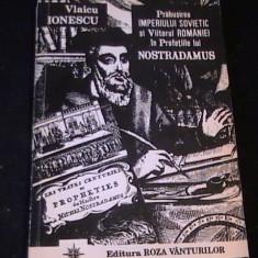 PRABUSIREA IMPERIULUI SOVIETIC SI VIITORUL ROMANIEI-VLAICU IONESCU- - Carte paranormal