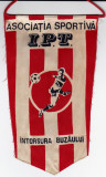 Fanion fotbal AS IPT INTORSURA BUZAULUI