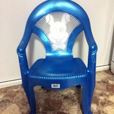 Scaun plastic - Masuta/scaun copii