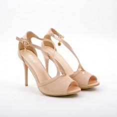 Sandale dama Kay nude
