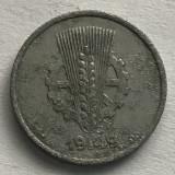 GERMANIA 1 PFENNIG 1949 A, DDR, ALUMINIU, Europa