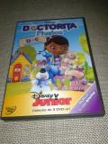 Doctorita Plusica / Doc-McStuffin - Colectie 3 DVD-uri Filme desene animate, Romana