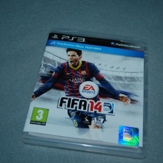 JOC PLAYSTATION 3 / PS3 EA SPORTS FIFA 14 ORIGINAL - Jocuri PS3 Ea Sports, Sporturi, 12+