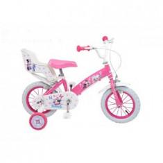 Bicicleta Mickey Mouse Club House Fetite, 12 - 30 Cm - Bicicleta copii Toimsa