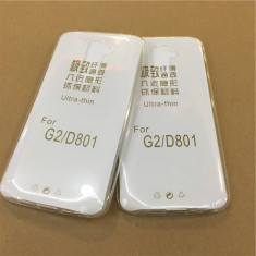 Husa silicon lg g2 si folie sticla lg g2 - GSM247g2 - Husa Telefon, Universala