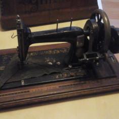 Masina de cusut Gritzner Durlach