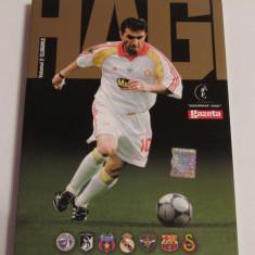 DVD fotbal - jucatorul HAGI - volumul cluburile