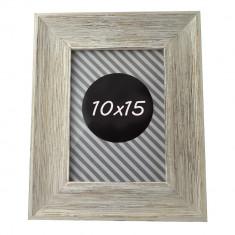 Rama foto Charley lemn cu aspect vintage 18x23 cm