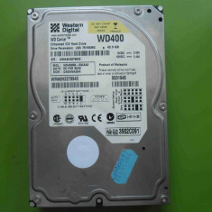 HDD 40GB Western Digital WD400BB ATA IDE - BAD-uri - Hard Disk Western Digital, 40-99 GB, Rotatii: 4200