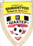 Fanion fotbal FC Șahtior Soligorsk (BELARUS)