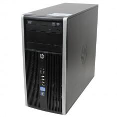 Calculator HP 6200 Pro Tower, Intel Core i3 2100 3.1 GHz, 8 GB DDR3, 250 GB HDD SATA, DVDRW - Sisteme desktop fara monitor