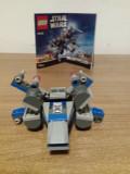 Lego Star Wars Microfighters (nava spatiala), 6-8 ani, Baiat