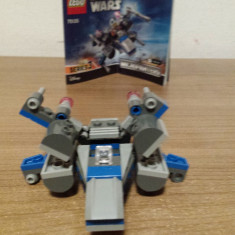 Lego Star Wars Microfighters (nava spatiala)